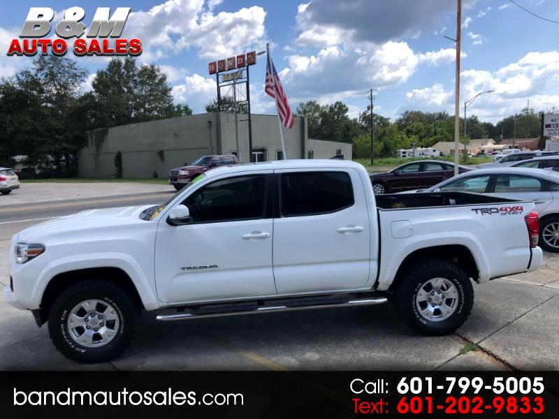 2017 Toyota Tacoma 4WD TRD Off Road Double Cab 5' Bed V6 AT (Natl)