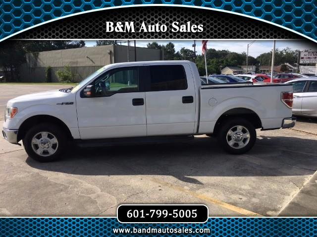 2011 Ford F-150 XLT SuperCrew Short Bed 2WD