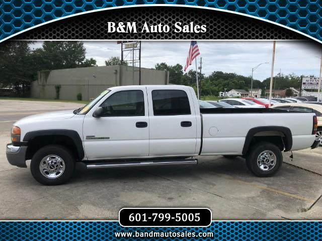 2007 GMC Sierra Classic 2500HD Work Truck Crew Cab Long Box 2WD