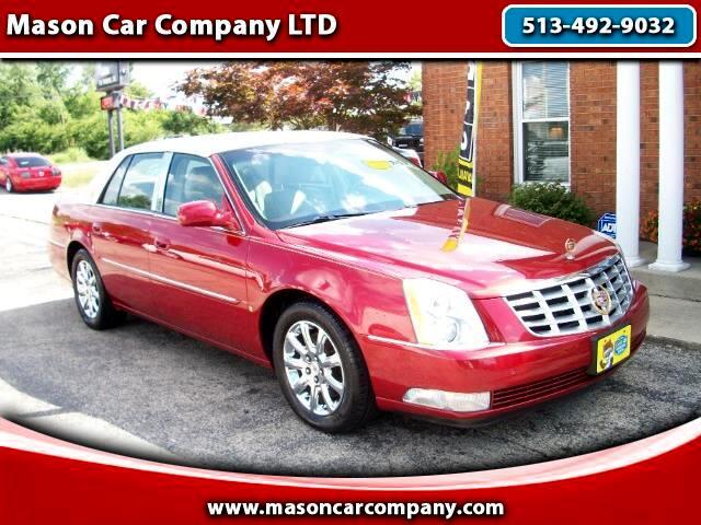 2009 Cadillac DTS 4dr Sdn V8