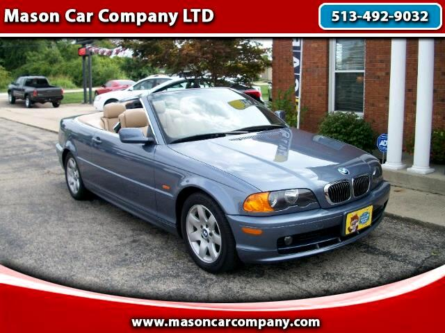 2001 BMW 3-Series 325Ci convertible