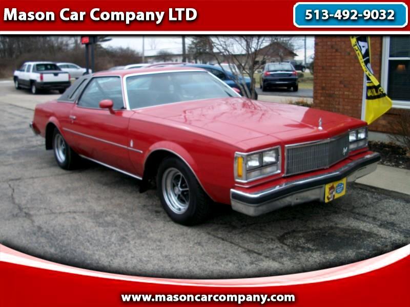 1976 Buick Regal 2dr Coupe