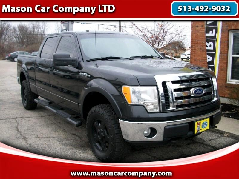 Ford F-150 XLT SuperCrew 6.5-ft. Bed 4WD 2010