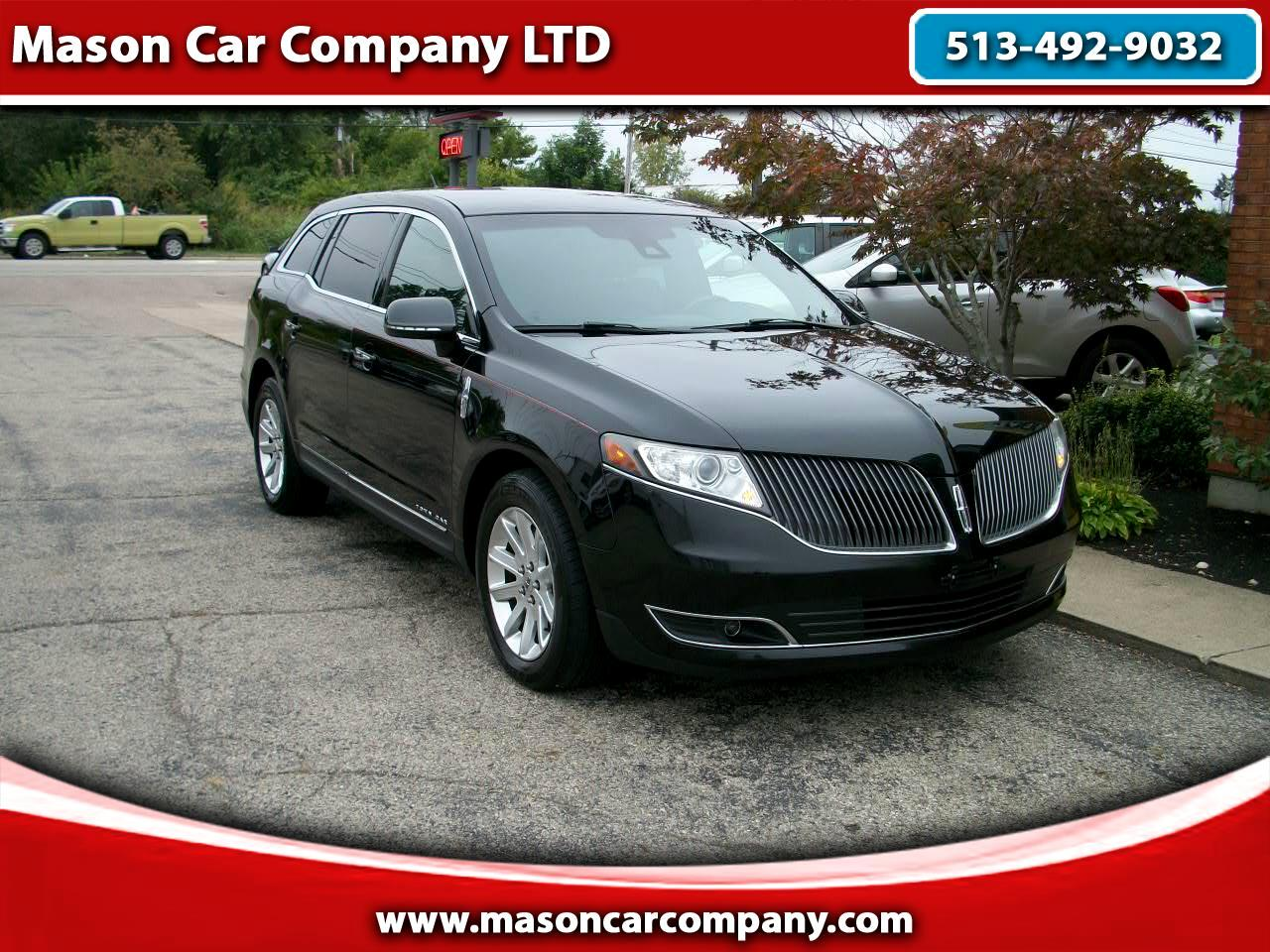 Lincoln MKT Livery AWD 2014