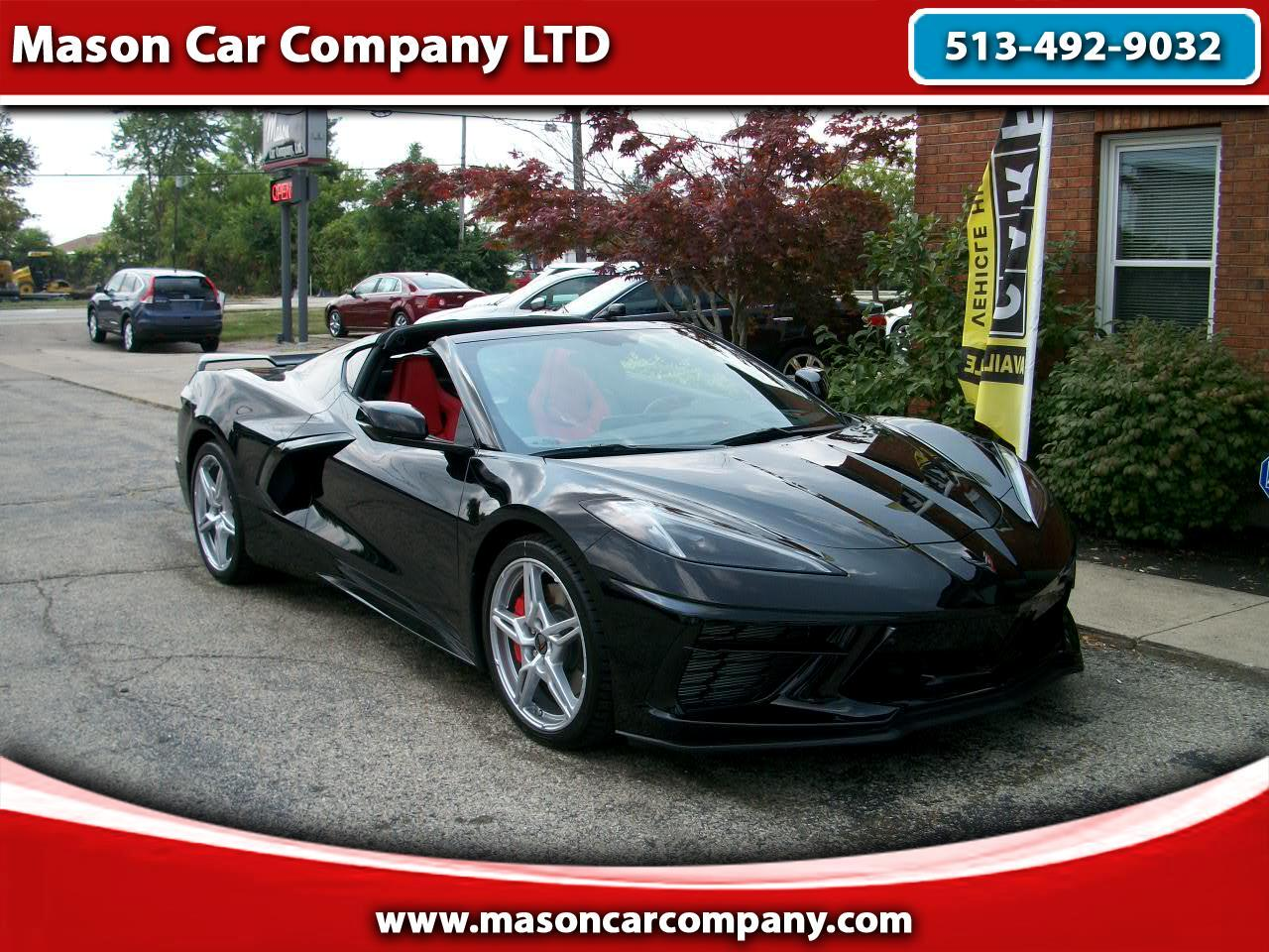 Chevrolet Corvette 2LT Coupe 2021