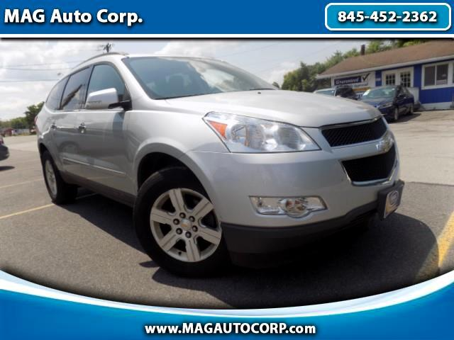 2012 Chevrolet Traverse LT AWD