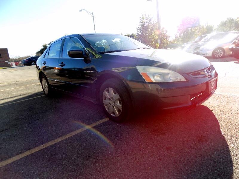 2003 Honda Accord LX sedan AT