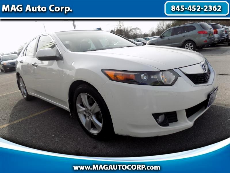 2009 Acura TSX Technical Package
