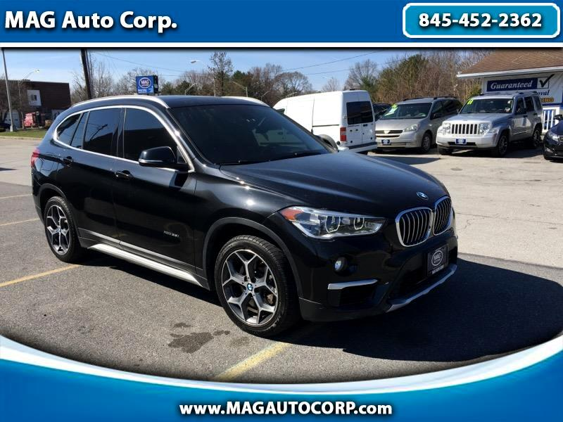 2016 BMW X1 AWD 4dr xDrive35i