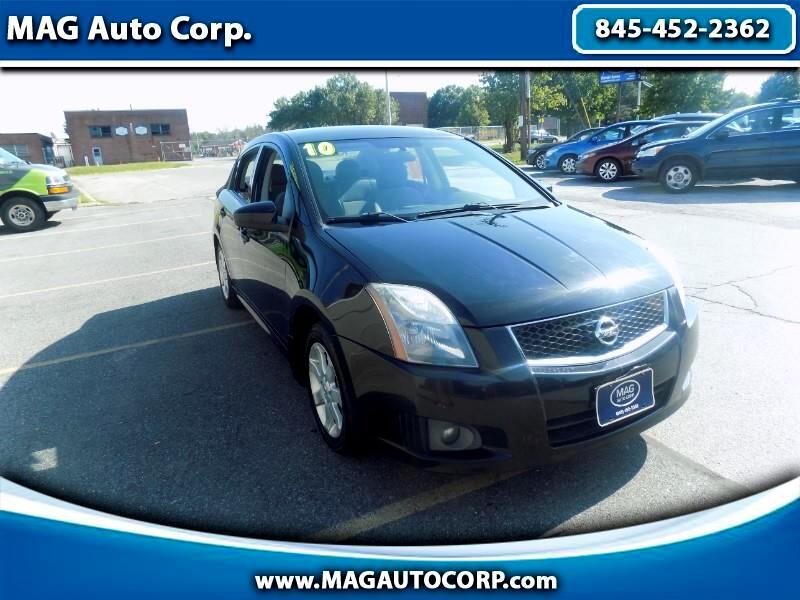 Nissan Sentra 2.0 SR 2010