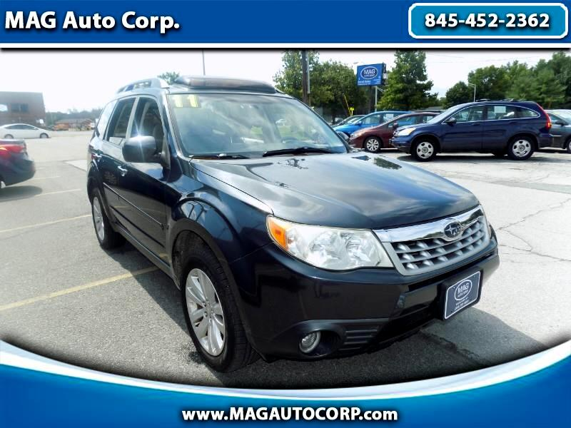 Subaru Forester 2.5 XT Limited 2011