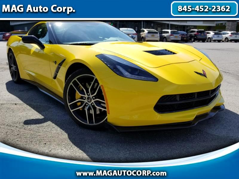 2016 Chevrolet Corvette Z51 1LT Coupe Manual