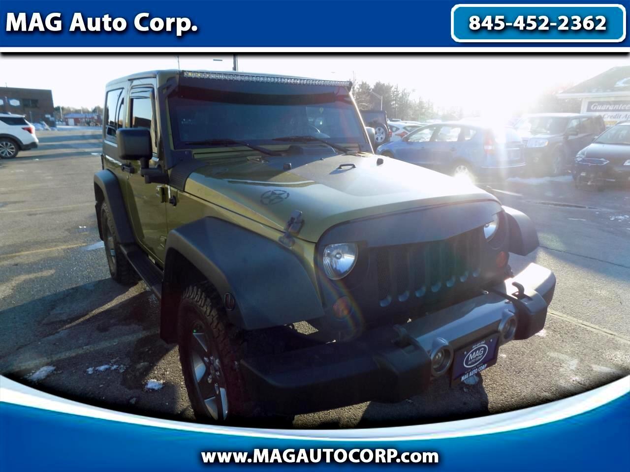 Jeep Wrangler Sport 4WD 2010