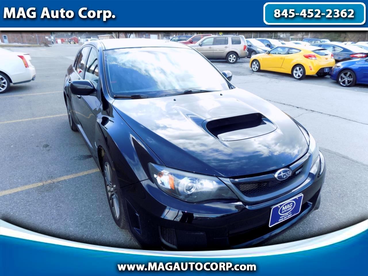 Subaru Impreza WRX 4-Door 2011