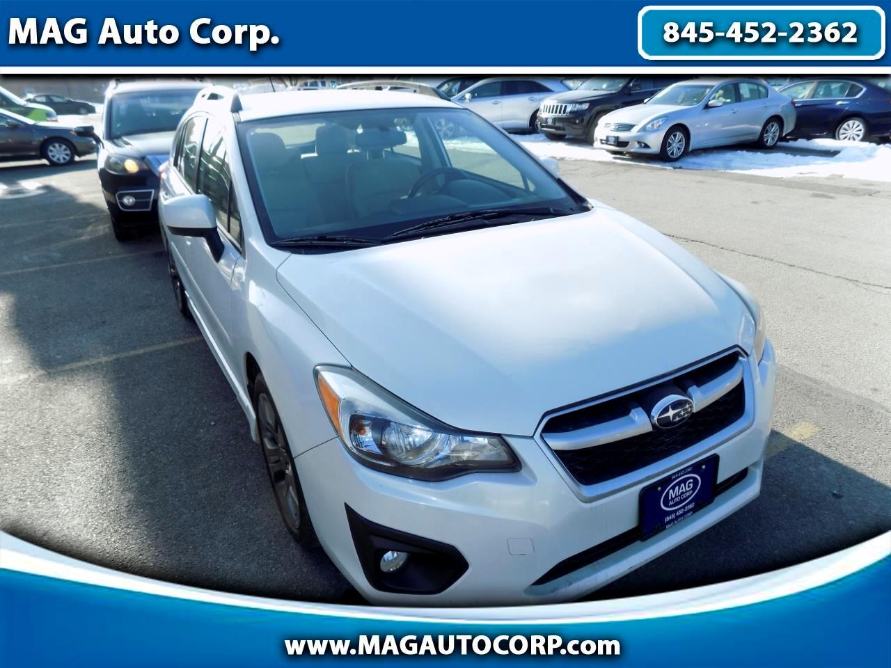 Subaru Impreza 2.0i Sport Premium 2013