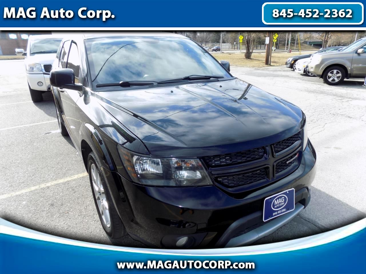 Dodge Journey R/T AWD 2015