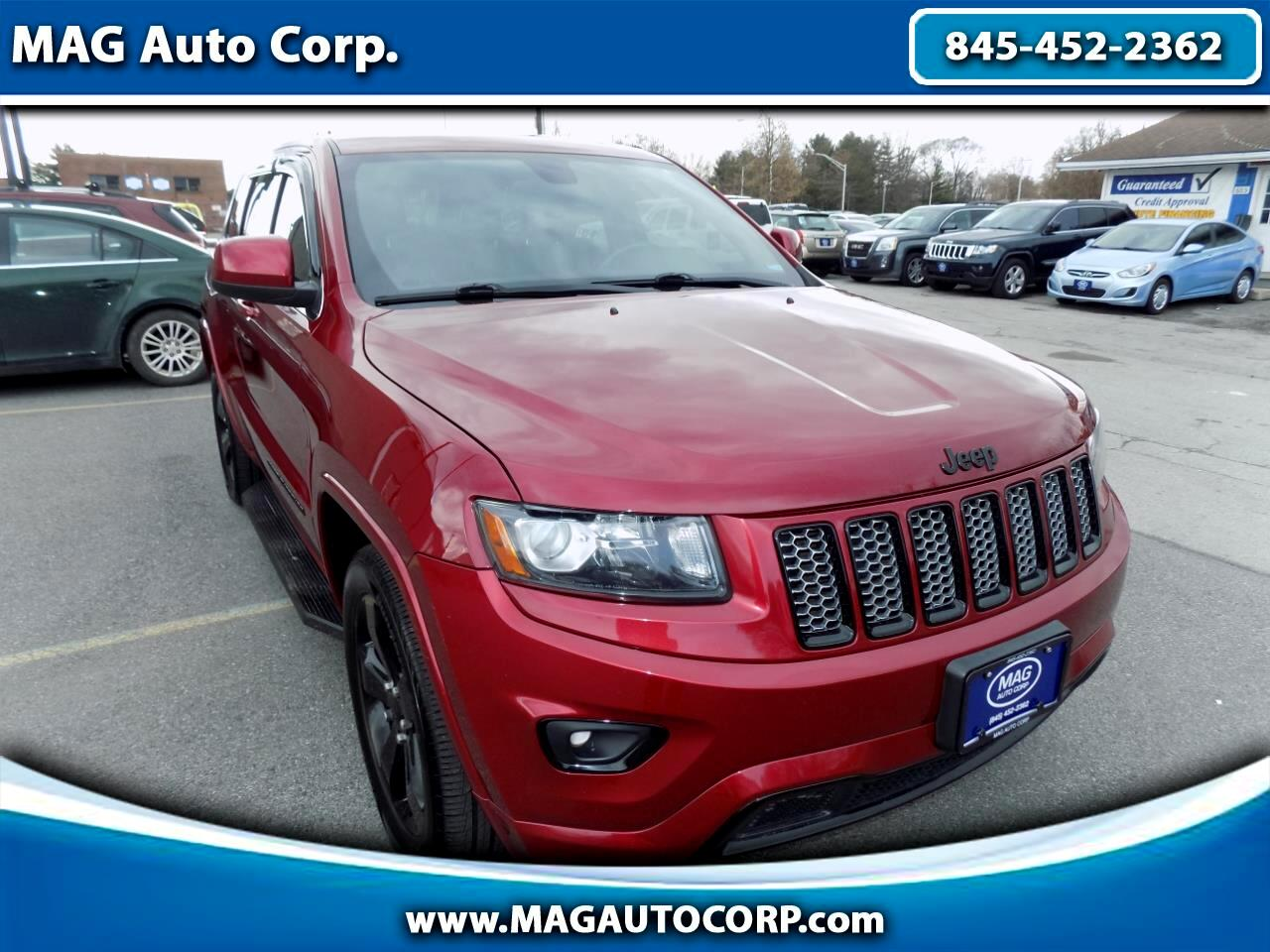 Jeep Grand Cherokee Altitude 4x4 2014