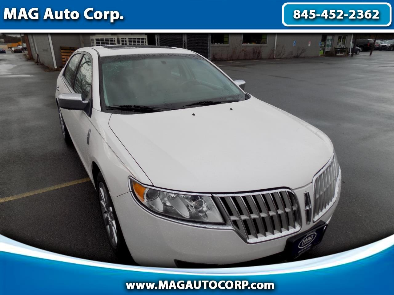 Lincoln MKZ AWD 2011