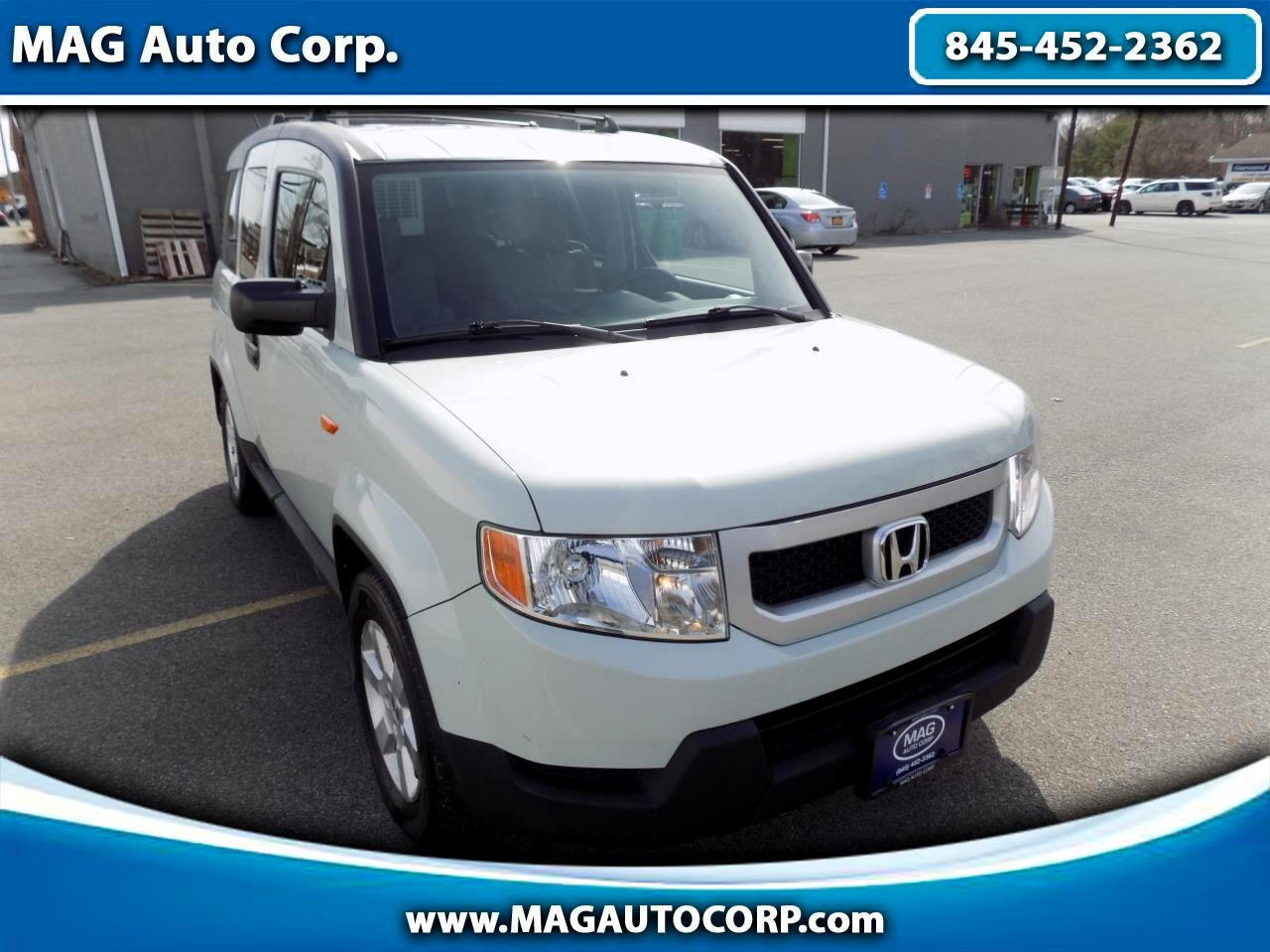 Honda Element EX 4WD AT with Navigation System 2010