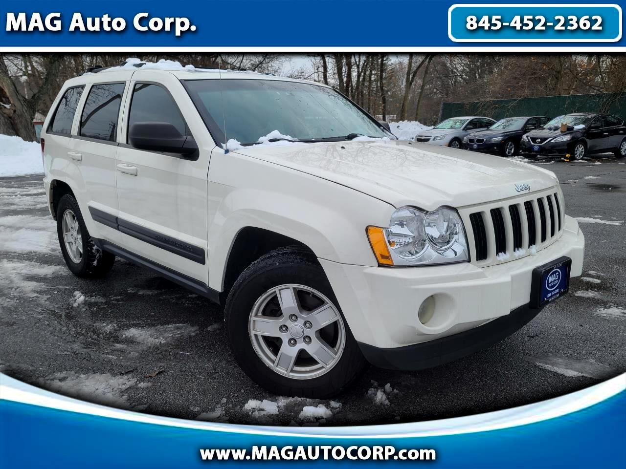 Used 2006 Jeep Grand Cherokee Laredo 4wd For Sale In Poughkeepsie Ny 12603 Mag Auto Corp