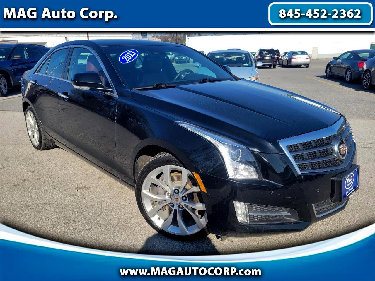 Cadillac ATS 2.0L Performance AWD 2013