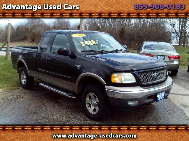 2003 Ford F-150 XLT SuperCab 4WD