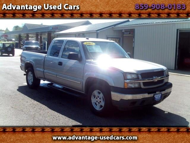2005 Chevrolet Silverado 1500 Z71 Ext. Cab Short Bed 4WD