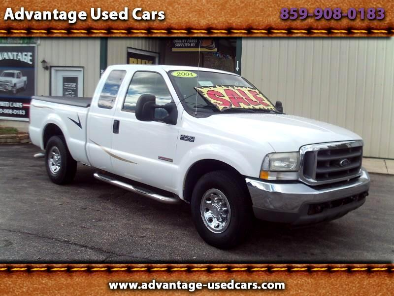 2004 Ford F-250 SD XLT SuperCab 2WD