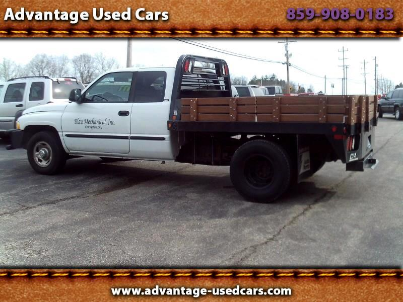 1998 Dodge Ram 2500 Club Cab 8-ft. Bed 2WD