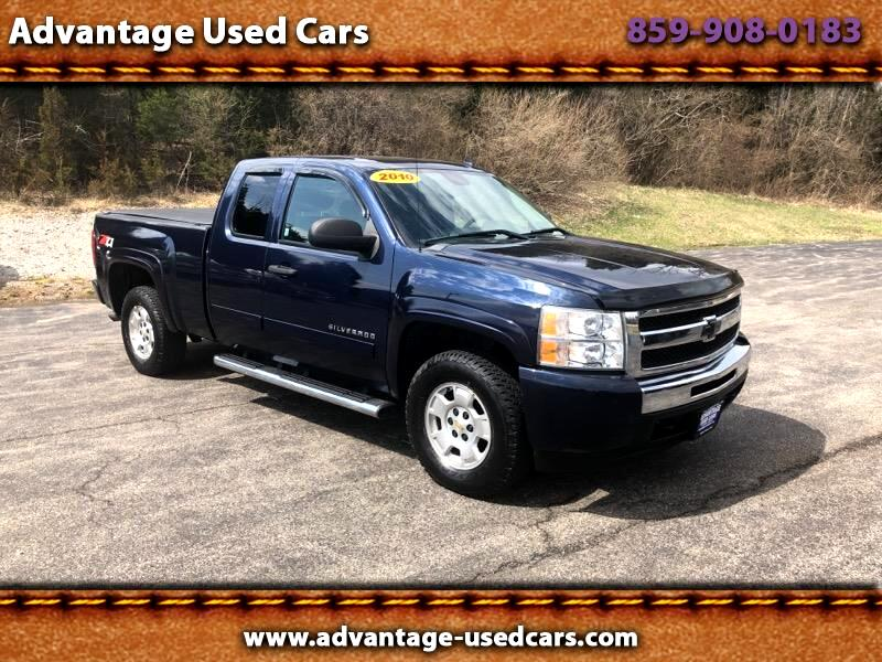 2010 Chevrolet Silverado 1500 LT3 Ext. Cab Short Bed 4WD