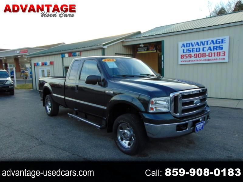 Ford F-250 SD XLT SuperCab 4WD 2007