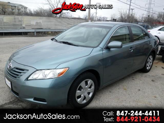 Toyota Camry LE 5-Spd AT 2008