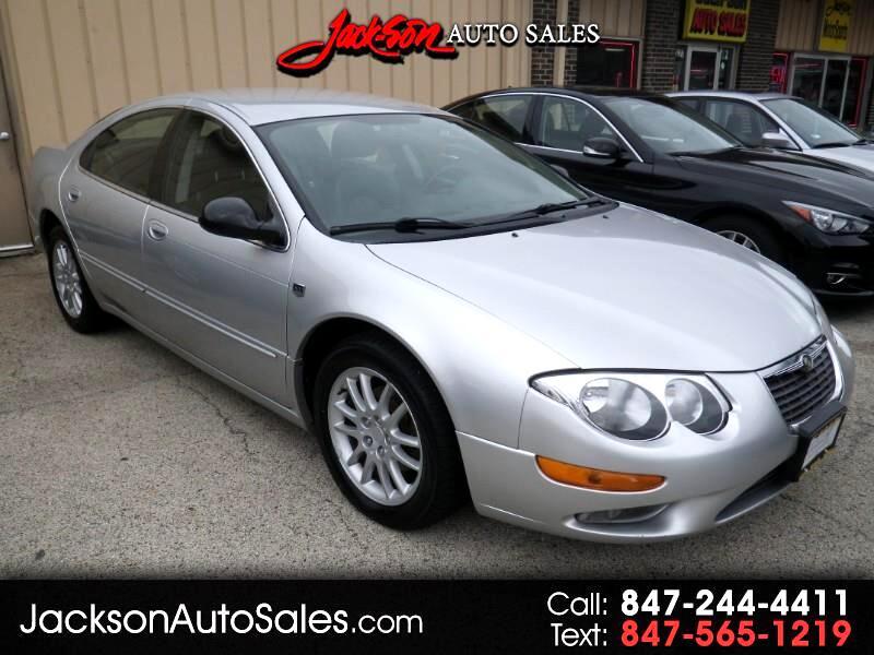2004 Chrysler 300M Platinum Series