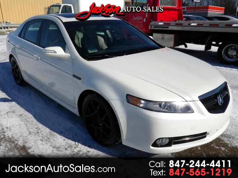 2007 Acura TL Type-S 5-Speed AT w/Navi