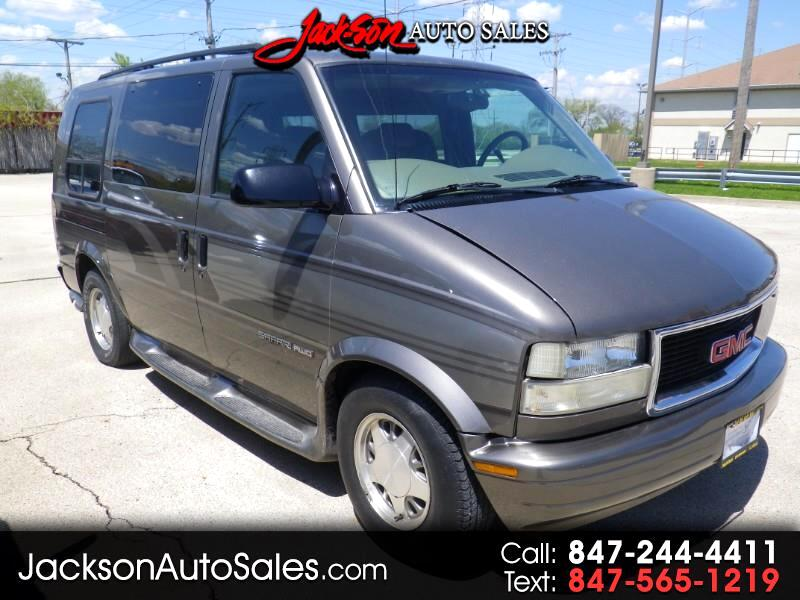 2001 GMC Safari Cargo Van AWD