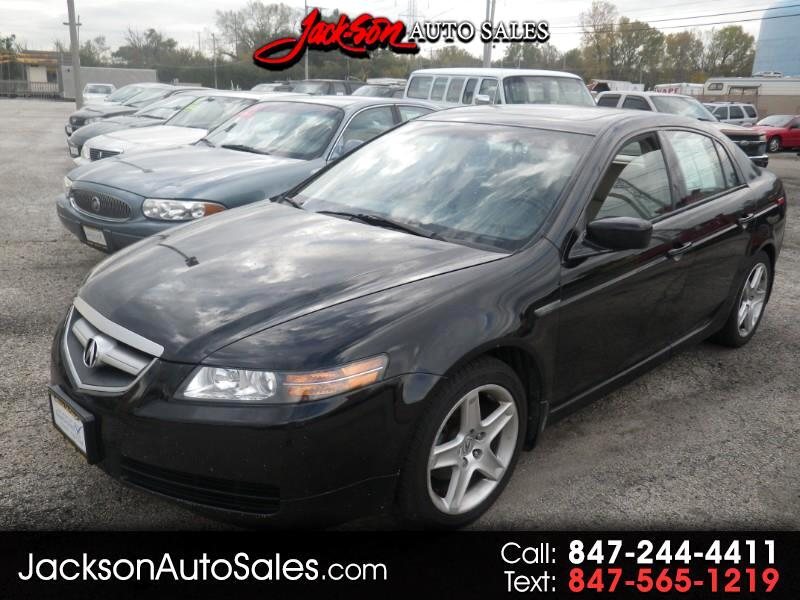 Acura TL 3.2TL with Navigation System 2004