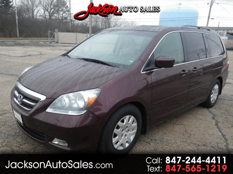 Honda Odyssey Touring  w/ DVD and Navigation 2007