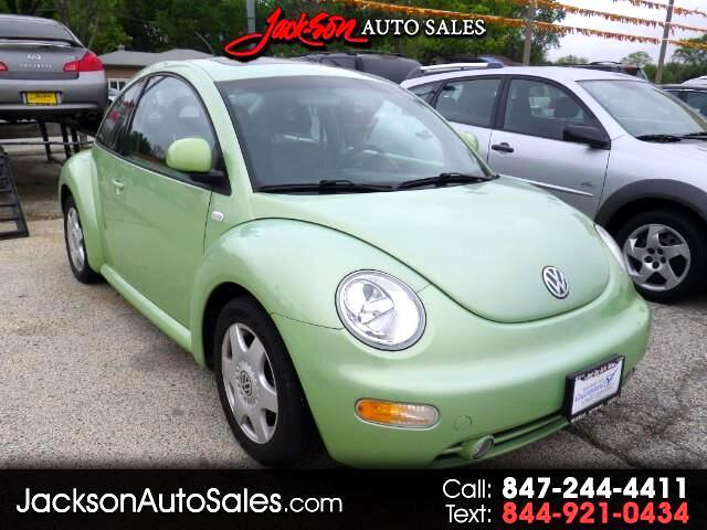 Volkswagen New Beetle GLS 1.8T 2000