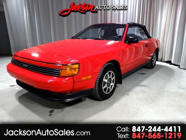Toyota Celica GT Convertible 1989