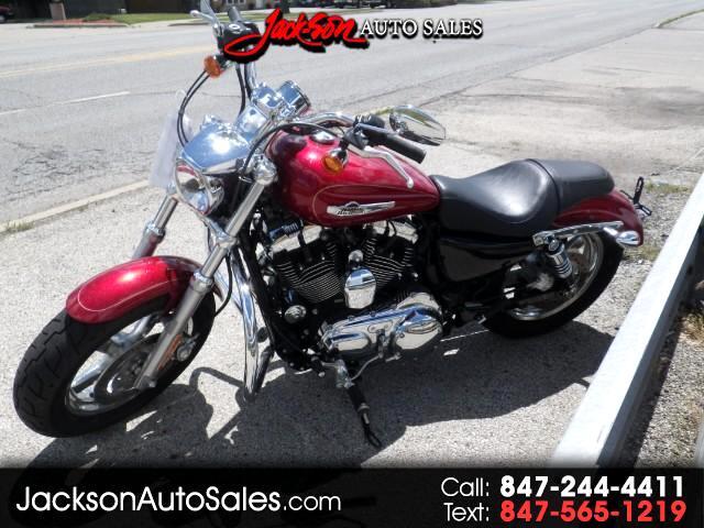2013 Harley-Davidson XL1200C XL1200