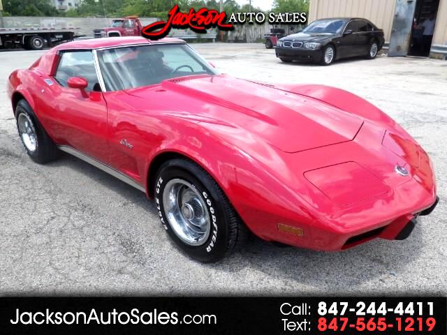 1975 Chevrolet Corvette Stingray L48