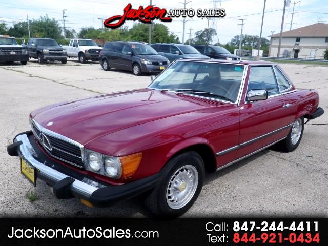 Mercedes-Benz 450 SL Convertible 1976