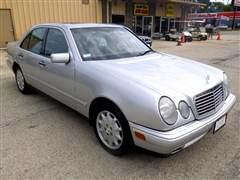 1998 Mercedes-Benz E-Class