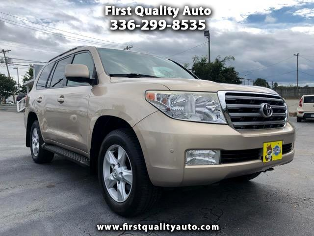 2009 Toyota Land Cruiser 4WD