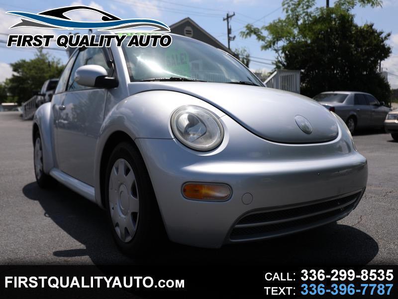 2004 Volkswagen New Beetle GL 1.9L TDI