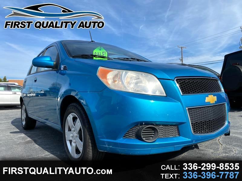 Chevrolet Aveo5 LS 2009