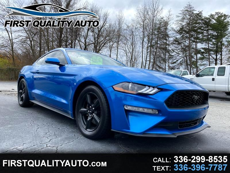 Ford Mustang EcoBoost Coupe 2019