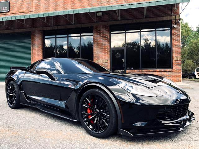 2017 Chevrolet Corvette 1LZ Z06 Coupe