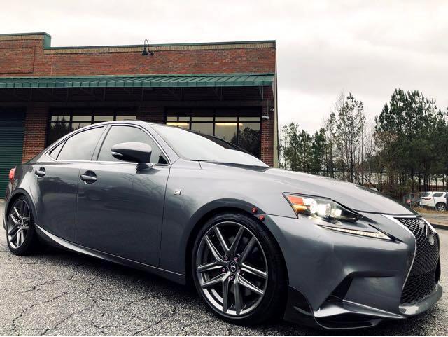2015 Lexus IS 350 RWD