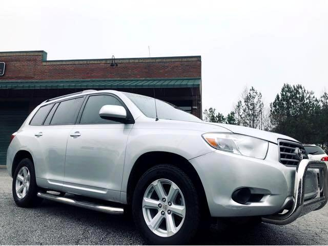2010 Toyota Highlander Base 2WD V6